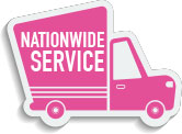 Nationwide Collection & Delivery Service
